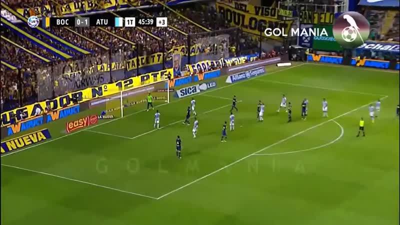 Boca Juniors cayó 1-2 ante Atlético Tucumán por la fecha 15 de la Superliga Argentina en el estadio La Bombonera