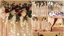 DIY tall centerpiece DIY tall taper candleholders DIY wedding Decor Diy tall modern rectangle