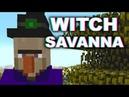 PewDiePie T Series Diss Track Minecraft Parody feat ReptileLegit Witch Savanna