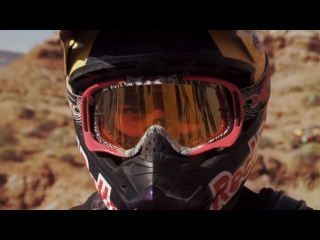 Gearing up for Red Bull Rampage with Yannick Granieri
