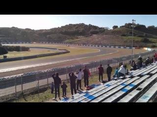 Формула 1, сезон-2015. Тесты в Хересе, день первый. Фернандо Алонсо, McLaren Honda