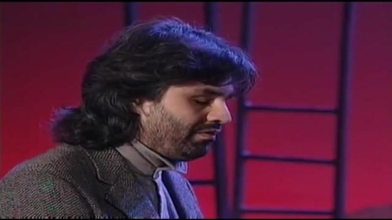 Judy Weiss Andrea Bocelli - Ich lebe für sie (Vivo Per Lei) 1995