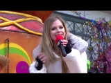 Avril Lavigne - Wish You Were Here Macys Thanksgiving Day (FullHD 1080p)