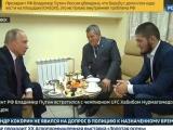 🔥Только что в Ульяновске состоялась встреча Хабиба и Абдулманапа Нурмагомедовых с президентом России
