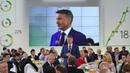 ЗАЧИСТКА РОССИИ Греф раскрыл планы глобалистов и либералов на ПМЭФ 2018 Сбербанку люди не нужны
