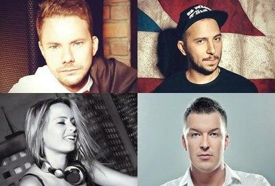Известные люди ВКонтактe. DJ
