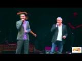 Сергей СЛАВЯНСКИЙ и Леонид ТЕЛЕШЕВ - Удача (live)