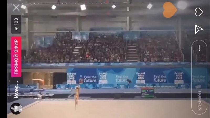 Дарья Трубникова — Булавы Q 17.500