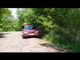 Проверка Subaru Forester и нервов хозяина на прочность