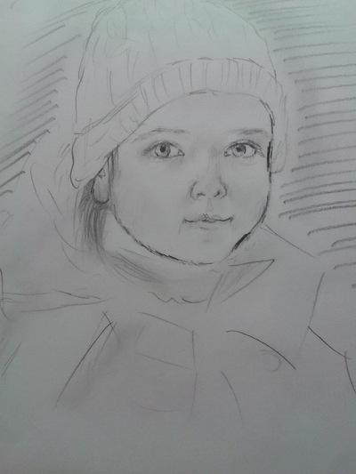 Настя Гармаш, 19 ноября , Зеленоград, id225264888