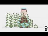 Мультфильм про то,как появился чай