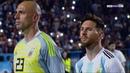 Argentina national anthem - himno Nacional/ Argentina - Haiti / Friendly game 30/05/2018