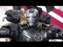 ACGHK2018 Hot Toys MMS499D26: Avengers Infinity War - War Machine Mark IV
