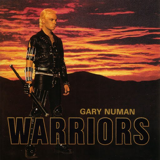 Gary Numan альбом Warriors