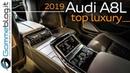 2019 Audi A8 L - TOP Luxury Sedan A8L - INTERIOR and EXTERIOR