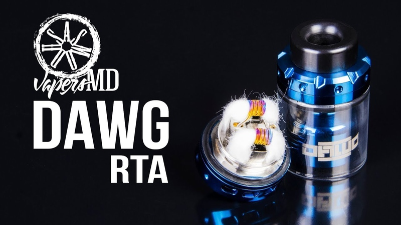 DAWG RTA | by Asmodus Vapers MD