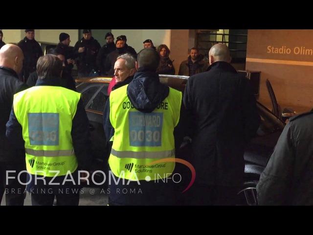 Iturbe esce con le stampelle dopo Roma-Empoli