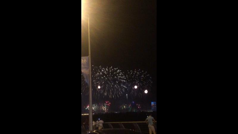 Astana 20 Fireworks 💥