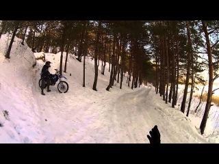 2013-02-17 Про гонщика Юру и любовь к мотокроссу