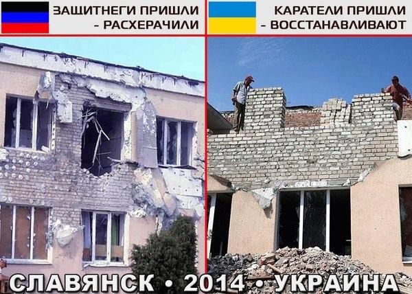 Террористы продолжают артобстрел Донецка: под завалами дома оказалась женщина с ребенком, - мэрия - Цензор.НЕТ 3208