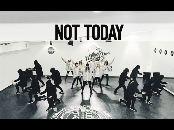 BTS (방탄소년단) - Not Today dance cover by X.EAST37