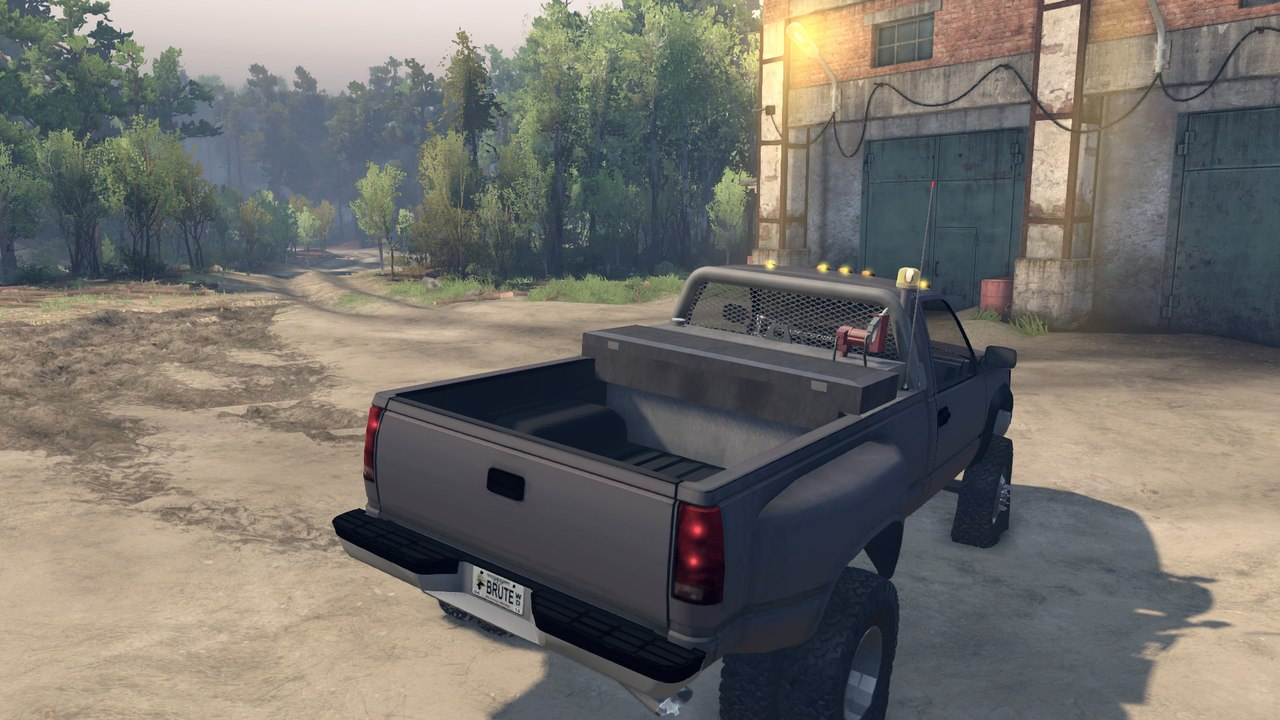 95 Chevy Regular Cab Dually v1.0 для Spintires - Скриншот 3