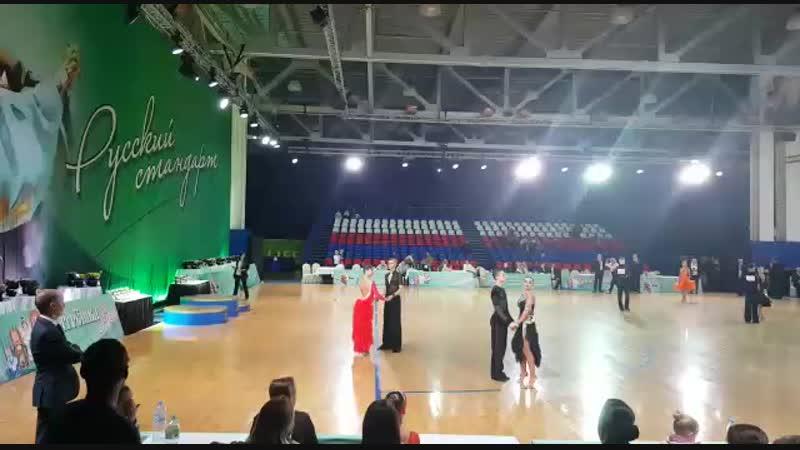 Русский стандарт. 10-11 ноября 2018. Москва. ВС Юниоры 2 ЛА. Финал