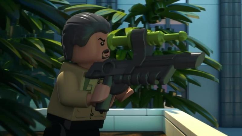 Part 2_ LEGO® Jurassic World_ The Indominus Escape