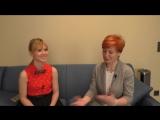 Забавные моменты из интервью с Аллой Лукавенко