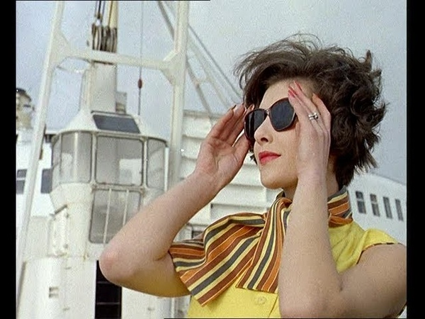 Vintage Fashion Videos Ship shape Fashion footage from 1958 and 1961
