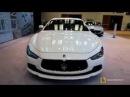 Maserati Ghibli S Q4 - Мазерати чибли 4 спорт авто
