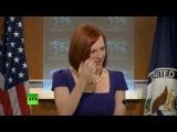 Госдеп США не смог объяснить, почему не признает итоги референдума на Украине