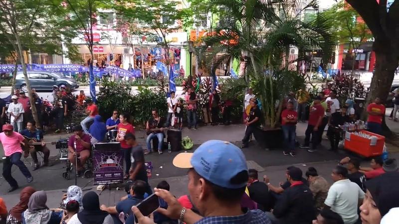 Рок фестиваль в Куалу Лумпуре
