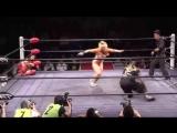 Dump Matsumoto, ZAP vs. Hiroe Nagahama, Miyuki Takase (Toshiaki Kawada Produce - Holy War Vol. 2)