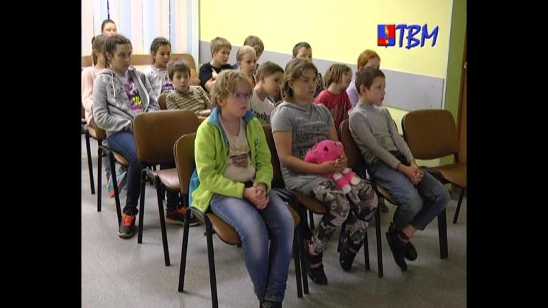 «Литературное путешествие» в центральной детской библиотеке посвятили детскому писателю Виктору Драгунскому.
