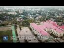 Построено Китаем Школа китайско-таджикской дружбы в Душанбе