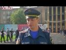 Соревнования огнеборцев по пожарно-спасательному спорту в Новокузнецке