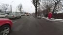 Алматы Велосипед Осень 27 ноября утро вторник