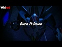 Клип Трансформеры Прайм ~ Skillet - Burn It Down