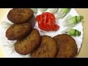 Котлеты из телятины / Veal Cutlet Recipe / طرز تهیه کتلت گوشت گوساله