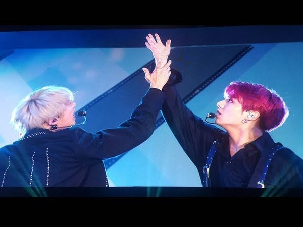180622 BTS all in New Hair Color Preview ~~~ 😱😱😱