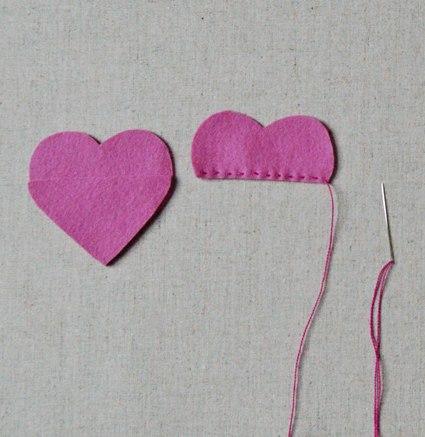 Širdelė su siurprizu