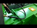 EPS foam hydraulic compactor