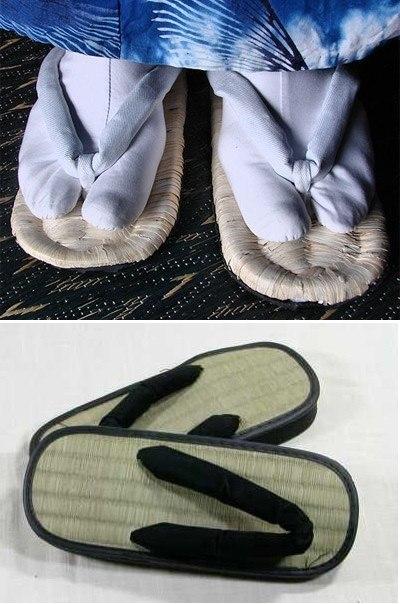 Японская обувь KQ-aRAwAZmI