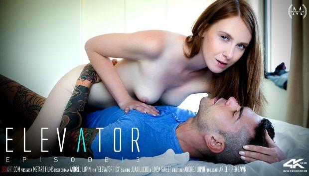 SexArt - Elevator Part 3