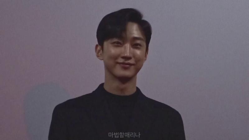 20190113 영화 '내안의 그놈' 진영 무대인사 1편 - 롯데시네마 용산 2개관