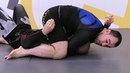 Marcelo Garcia: Half Guard Pass Triangle from ADCC 2011