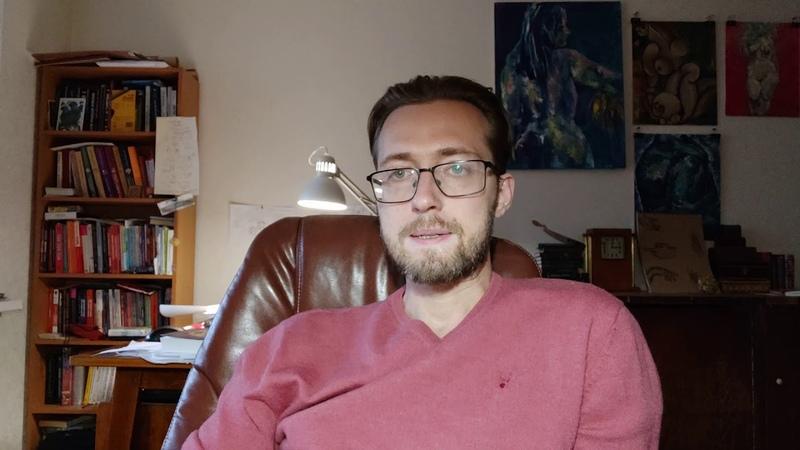 Об опасностях при призыве сущностей и не только Дмитрий Анохин 2019