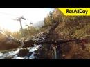 Выживи или умри Обзор черной трассы в Алтайском байк-парке