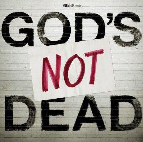 Бог не умер (фильм) — Википедия